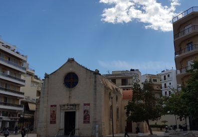St. Aikaterini of Sinai