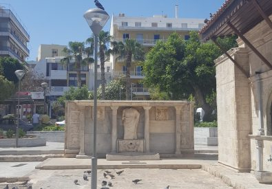 Fontana Bembo in Heraklion