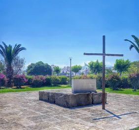 The Grave of Nikos Kazantzakis