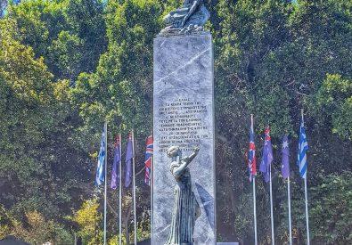 Momument: Battle of Crete
