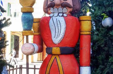Nutcracker in Heraklion