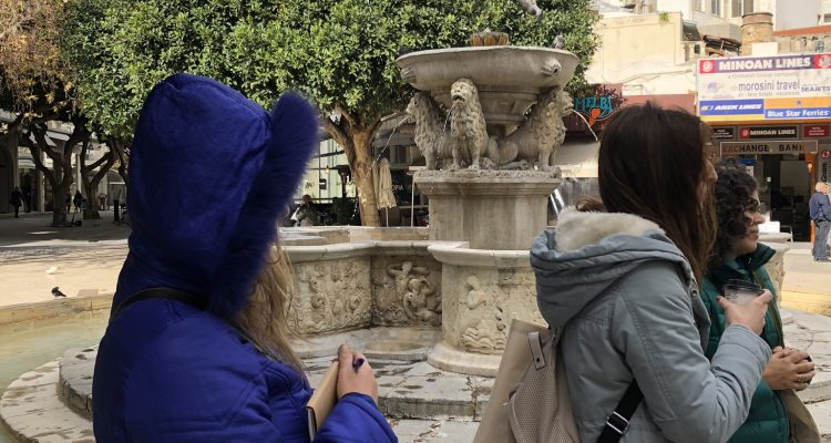 Free Heraklion City Tours every Wednesday
