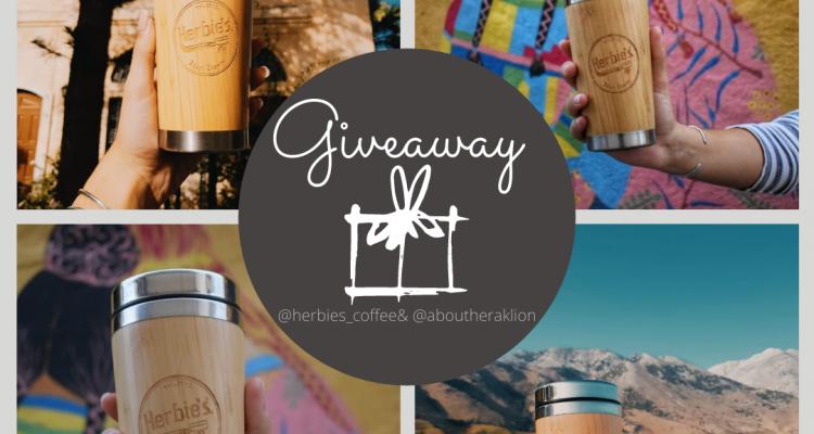 Giveaway by Herbies Coffee!